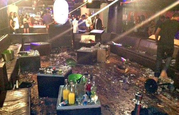 And finally, the aftermath.