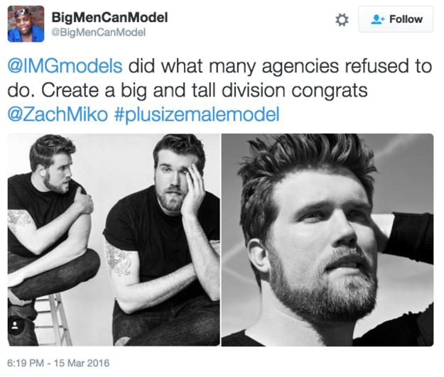 這間經紀公司覺得六塊肌已經太遜了因此推出「大尺寸男模」,光是看到他的臉就覺得我們這麼多年來喜歡健美男都搞錯了!