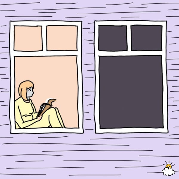 Sign #9: You Hear Noises In The Next Room — When No One Else Is Home