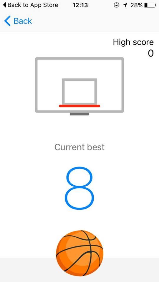 現在只要在FB裡點擊這個「少人知道隱藏版籃球」,你這幾天就會開始廢寢忘食了!