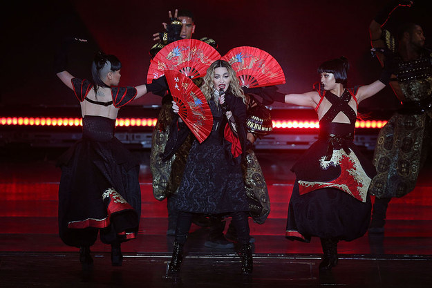 As we all know, Madonna has made quite a name for herself over the years for her controversial behaviour and performances.