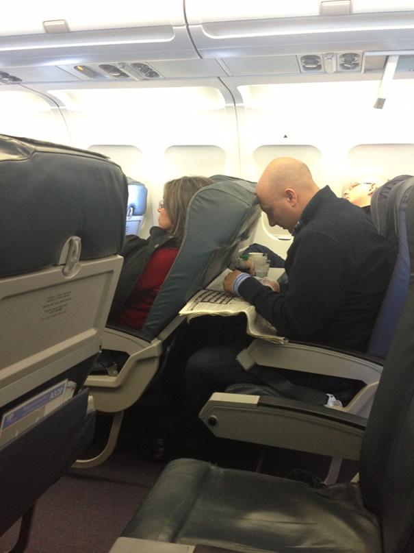 30個可能已經差點造成兇殺案的「超欠揍飛機乘客」。
