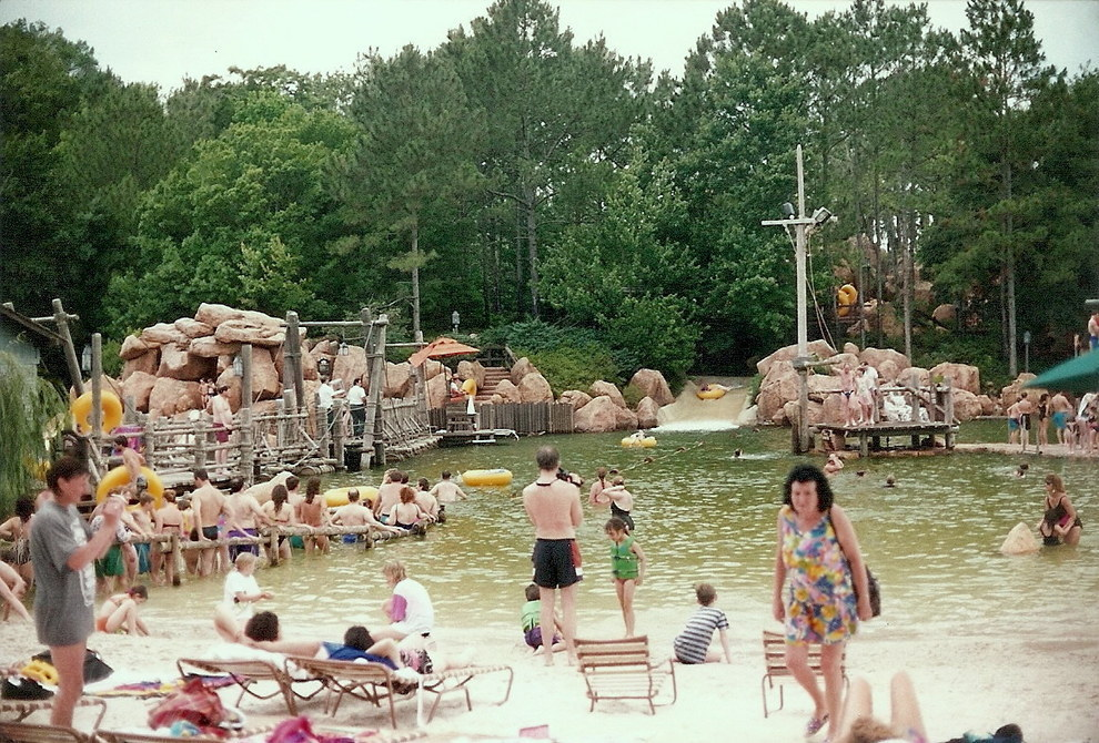 The park was not without its problems: In 1980, an 11-year-old died from a bacterial disease he picked up while swimming in the park's lake.