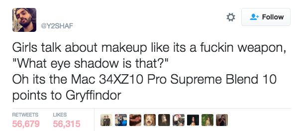 25個只有覺得素顏比光溜溜更害羞的人才看得懂的「化妝上癮爆笑心事」