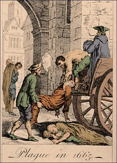 The folks at Today I Found Out discovered that the phrase may have originated during the Great Plague of 1665 in London, when it was ordered that bodies be buried at least six feet underground to prevent the spread of the disease.