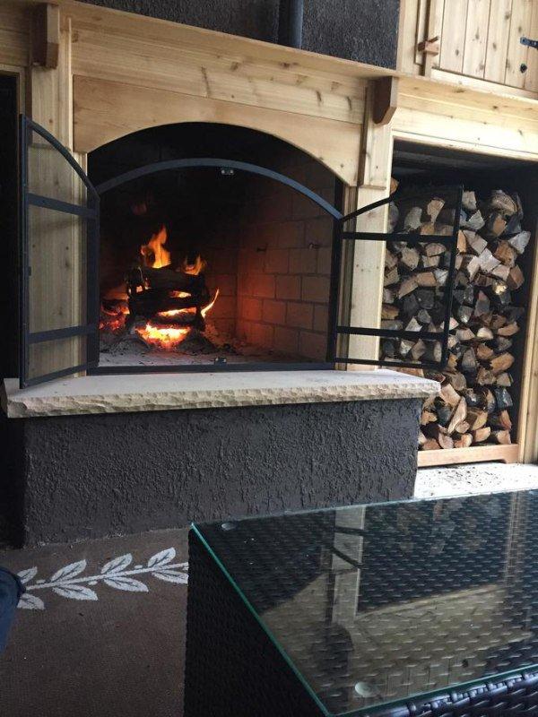 porch-transformation-DIY-classy-fireplace-1