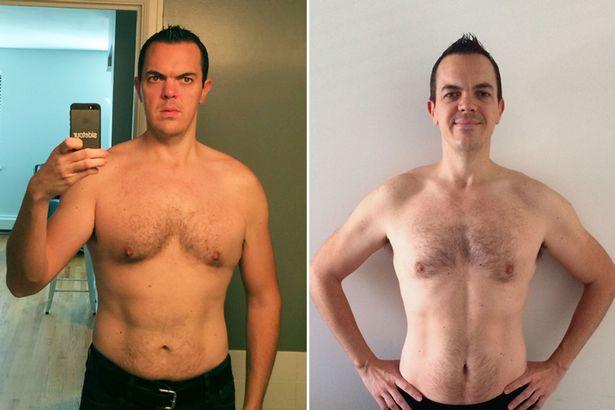 這名健身菜鳥挑戰巨石強森的「絕非凡人飲食健身菜單」,但一個月後的變身浩克成果連巨石強森都超佩服!