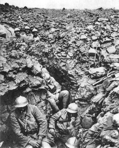 Around 65 million men fought in the war. Of those 65 million, 10 million died.