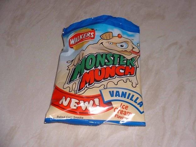 Snacks in 2006: