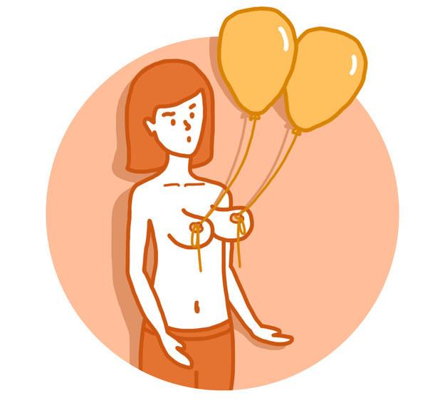 9個讓妳輕鬆打敗地心引力的「防止布袋奶」妙招!男生也來學一下,女生會更愛你的!