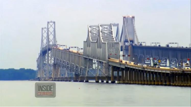 這座「快要製造出新恐慌症狀」的大橋因為太恐怖,竟然有人開始經營「代客開車過橋服務」!