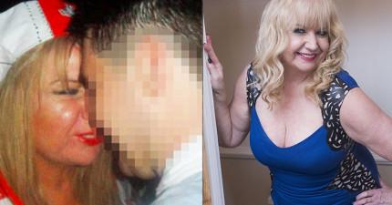 56歲英國媽媽靠交友軟體成為20幾歲嫩男百人斬,聽到嫩男會選她而不選同齡女生的原因竟然是...