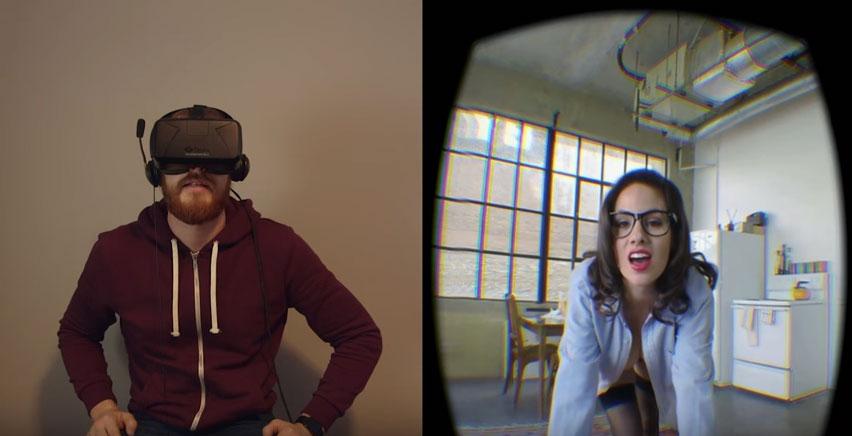 VR惡作劇