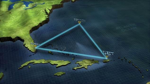 科學家稱解開百慕達三角之謎 「海底下坑洞」不可思議!