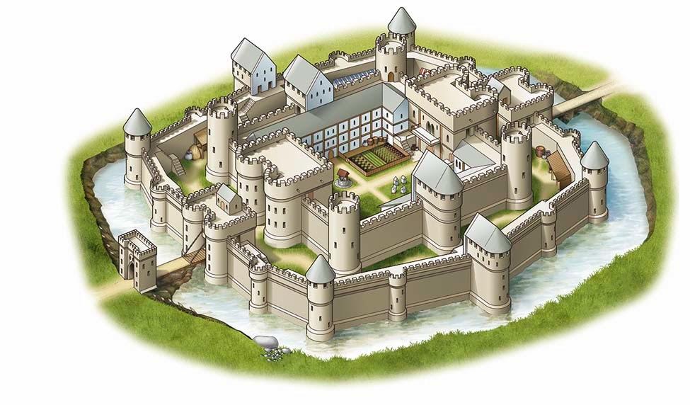 concentric castle