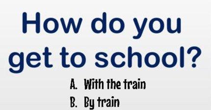 你能通過這項基礎英文檢定測驗嗎?只要國中上英文課有專心聽就能輕鬆拿滿分!