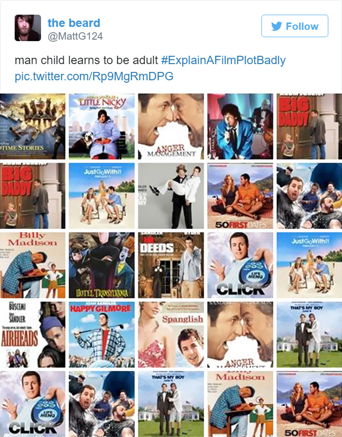 32個「過分誠實到戳壞你笑點」的網友電影註解!史密斯任務的註解很壞!