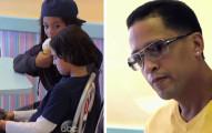 這個節目讓爸爸故意當眾對兒子說「比賽沒有贏就不能吃冰淇淋」,結果這名旁觀男子說的感人話讓節目的收視率破表!