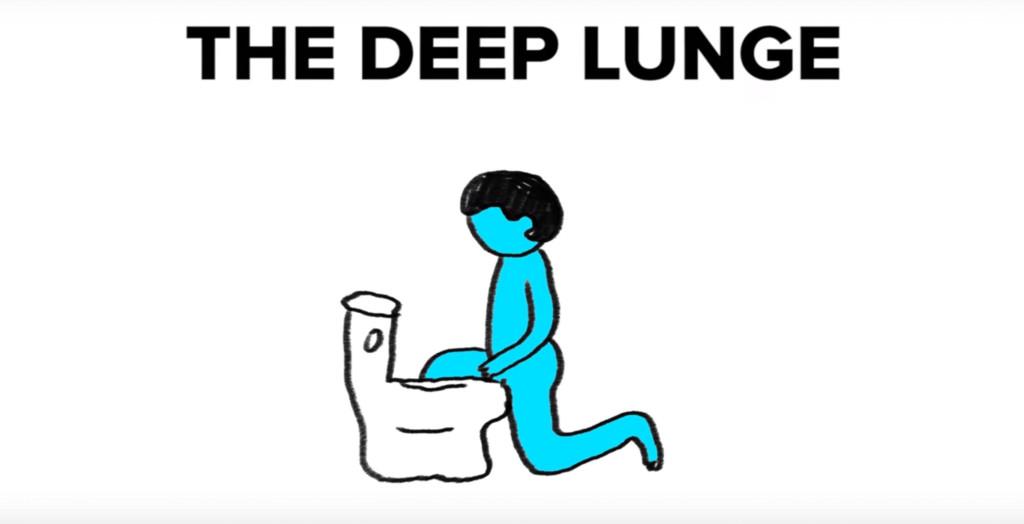 6種能夠解決只有男生才會懂的「早上太硬很難上廁所困擾」絕招。
