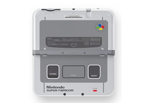 任天堂宣布即將推出極致復古風的新任天堂New 3DS LL,當超任迷「一翻到背面」就嗚住嘴巴了!