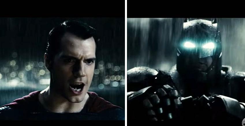 最新露出《蝙蝠俠對超人》的43秒「超OVER一面倒對打片段」,讓我覺得電影應該改名成:《神對螞蟻:虐待章節》!