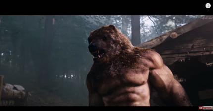 俄羅斯超級英雄電影《守護者聯盟》完整預告片終於推出。影片中你看到的熊人已經是裡面最不帥的了。