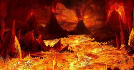 NASA在多年研究後終於證實了「地獄的存在」,它的真實面貌比大家想像的還更恐怖!