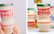 韓國新推這款超奇怪的「顛倒養樂多」!一拆開包裝才知道原來食用的方式這麼酷!
