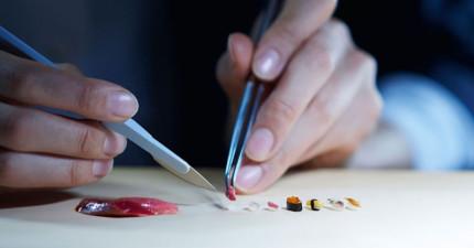 日本醫生要合格需先通過「製作比5mm還小的壽司」考試,看到超重要「非技術」意義我才發現為什麼日本醫生比較好!