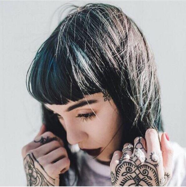 24張照片證明女孩本來就該染髮