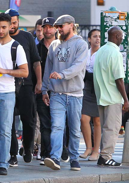 Leonardo DiCaprio out and about in New York