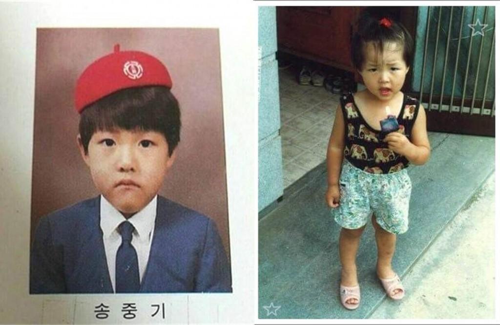 看完這些「迷倒眾生的韓國oppa」童年萌照,我確信男神真的是從小養成!