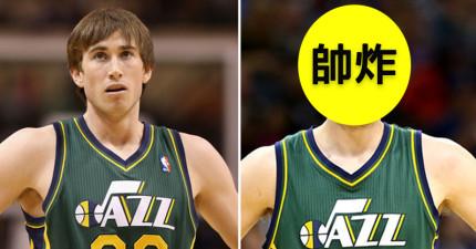 NBA球員原本看起來「很無害」剪完「超越貝克漢帥度新髮型」全國暴動了!