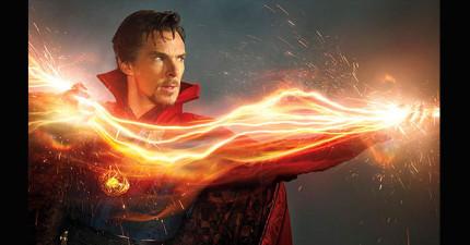漫威新超級英雄《奇異博士》的預告片來了!光看完就覺得班尼迪克就會比鋼鐵人還要紅!