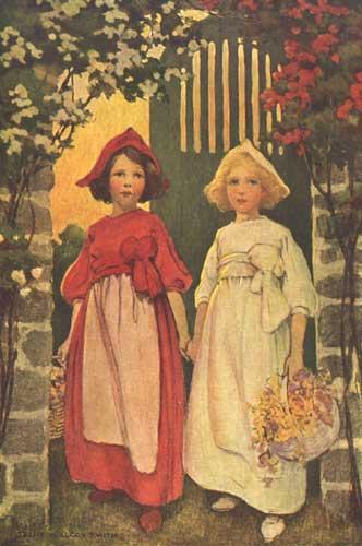 迪士尼即將開拍《白雪公主》真人版電影,但看到照片才發現居然是白雪公主的妹妹「紅玫瑰」?!