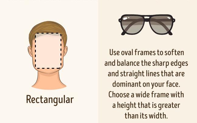 什麼樣的墨鏡最適合你的臉?「挑太陽眼鏡攻略」看完就懂
