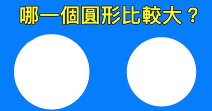 你的眼力可能沒有你想像中好。只有10%眼力好的人才能全部答對!