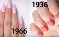 這支2分鐘的「指甲時尚100年時尚進化」影片會給你最棒的啟發!1986年的我今晚就要試試!