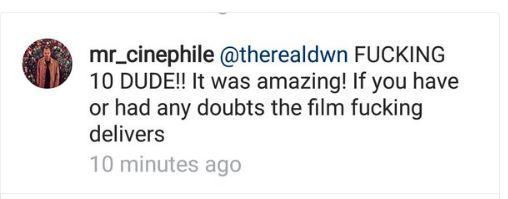 《自殺突擊隊》全球首場試映會搶先登場,這些粉絲的超誇張影評就是你不能錯過的原因!(沒雷)