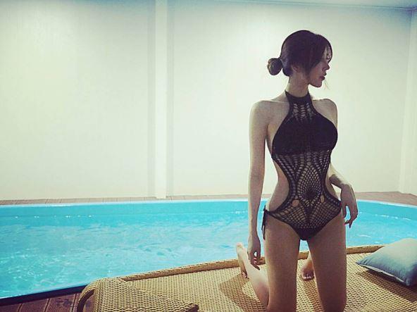 郭雪芙臉孔娜美身材的「南韓郭雪芙」駕到!超火辣性感的「呼之慾出照」讓網友都快失血身亡!