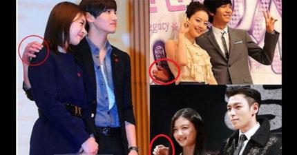 為何韓國男人的手,永遠都「不會碰到韓國女人?」,知道真正原因後會你更愛歐爸喔!