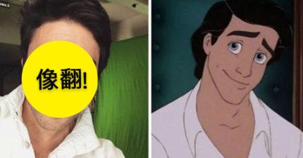 這個男生就是真實人類世界裡的《小美人魚》艾瑞克王子,看到照片我覺得電影男主角要換人演了!