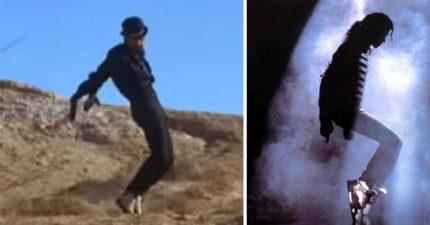 麥克傑克遜的才華絕對是大家有目共睹的,但這支影片「證明他的舞步全部都是跟這個人抄襲過來的」!