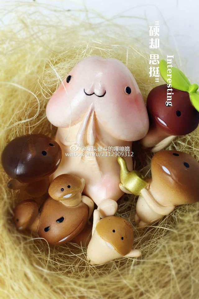 你看到這張圖會害羞的話不能怪你,因為它可是「萌到會讓女友懷孕」的情人節小禮物!