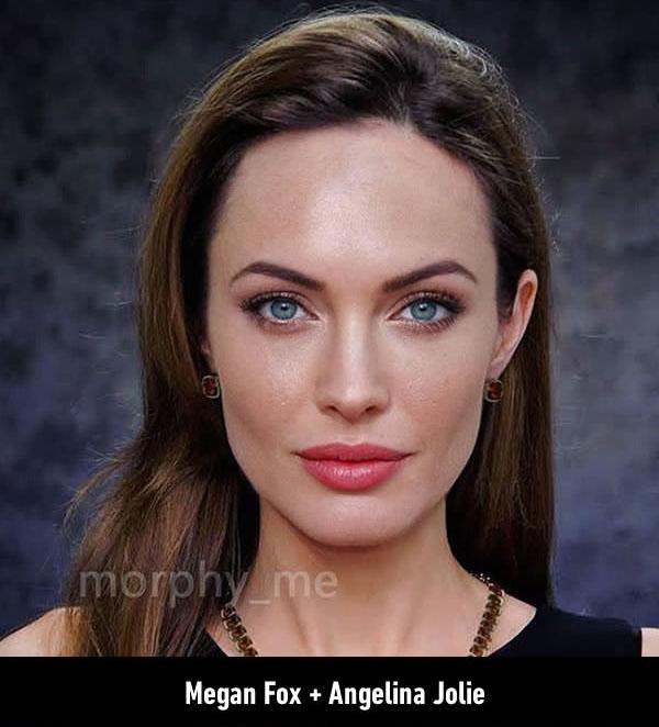 23組「名人合體後的夢幻照片」,緋紅女巫跟亞歷珊卓·妲妲里奧的才是全世界最美的女人!