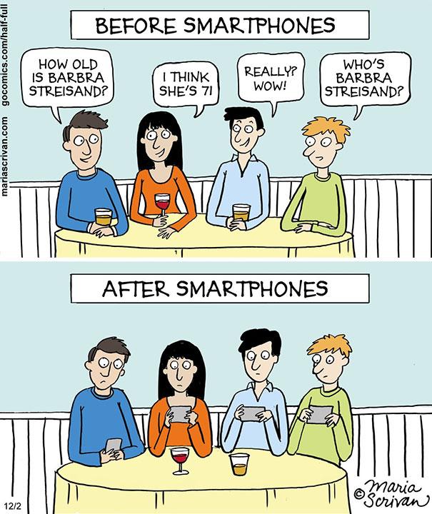 29張諷刺短漫證明「科技發展正讓人類步向毀滅」