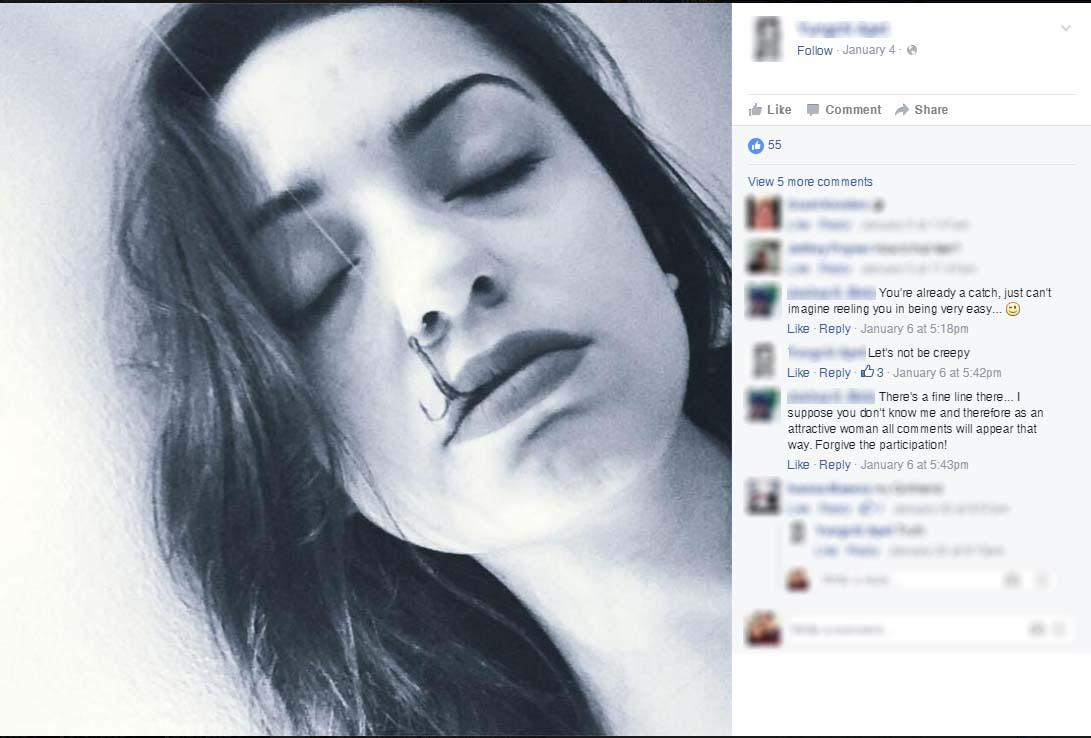 21個會讓你眉頭皺到變成V的「史上最糟糕網友貼文」。