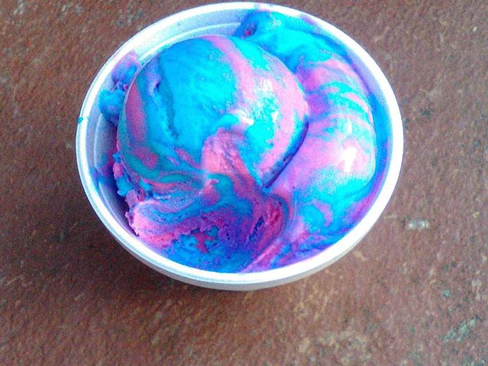 Galaxy Ice Cream