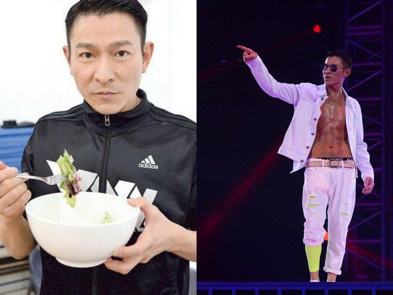 亞洲6大肌情男星「機密食譜大公開」,劉德華的吃法真的讓人發現天王不是每個人都能當的!