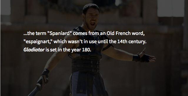 27個連編劇都沒注意到的「電影傻眼錯誤」 《鐵達尼號》的會讓你想把眼淚收回來